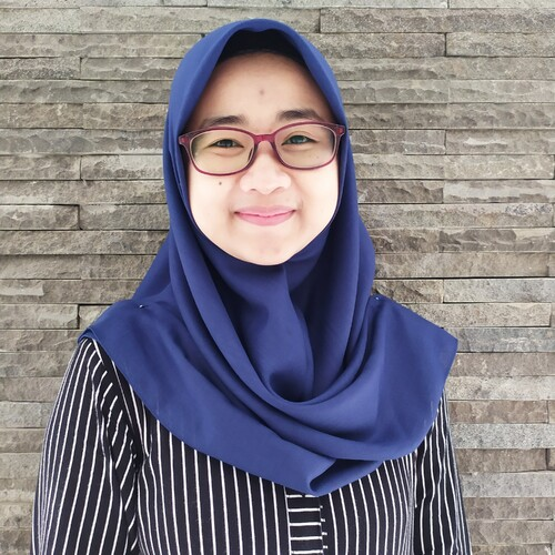 Rizky Amalia Cahyani, M.Psi., Psikolog