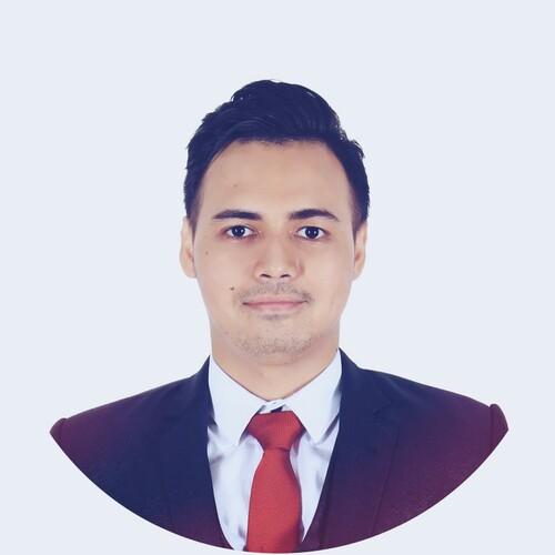 Reza Arief Rahman, S.H.